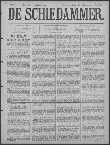 De Schiedammer 1890-01-29