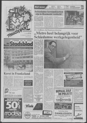 Het Nieuwe Stadsblad 1990-12-21