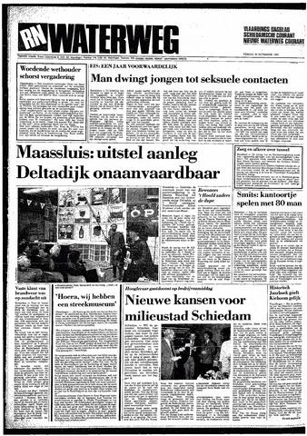 Rotterdamsch Nieuwsblad / Schiedamsche Courant / Rotterdams Dagblad / Waterweg / Algemeen Dagblad 1987-11-20