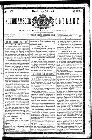Schiedamsche Courant 1879-06-26