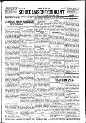 Schiedamsche Courant 1931-06-05