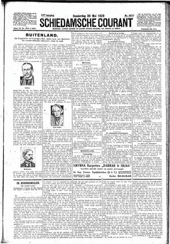 Schiedamsche Courant 1929-05-30