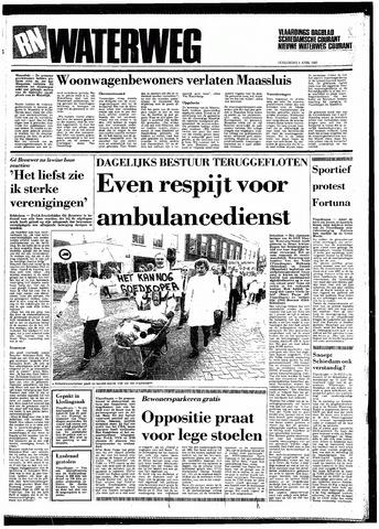 Rotterdamsch Nieuwsblad / Schiedamsche Courant / Rotterdams Dagblad / Waterweg / Algemeen Dagblad 1985-04-04
