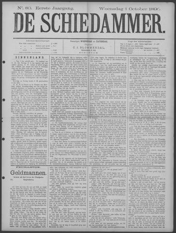 De Schiedammer 1890-10-01