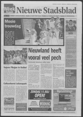 Het Nieuwe Stadsblad 2007-07-11