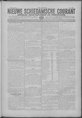 Nieuwe Schiedamsche Courant 1925-07-03