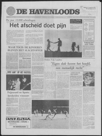 De Havenloods 1973-08-21