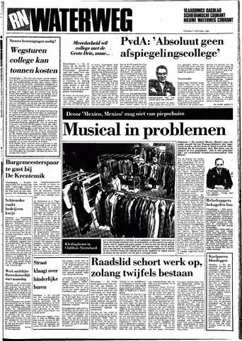 Rotterdamsch Nieuwsblad / Schiedamsche Courant / Rotterdams Dagblad / Waterweg / Algemeen Dagblad 1983-10-07