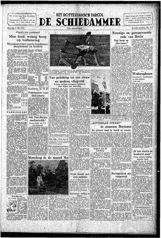 Rotterdamsch Parool / De Schiedammer 1947-05-17