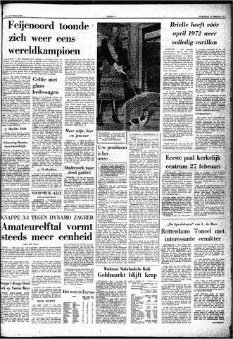 Trouw / De Rotterdammer 1971-02-10