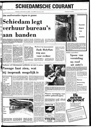 Rotterdamsch Nieuwsblad / Schiedamsche Courant / Rotterdams Dagblad / Waterweg / Algemeen Dagblad 1979-08-17