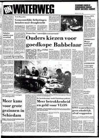 Rotterdamsch Nieuwsblad / Schiedamsche Courant / Rotterdams Dagblad / Waterweg / Algemeen Dagblad 1983-05-27