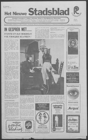 Het Nieuwe Stadsblad 1971-07-02