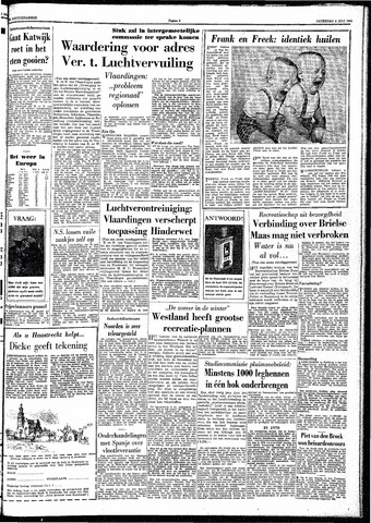 Trouw / De Rotterdammer 1964-07-04