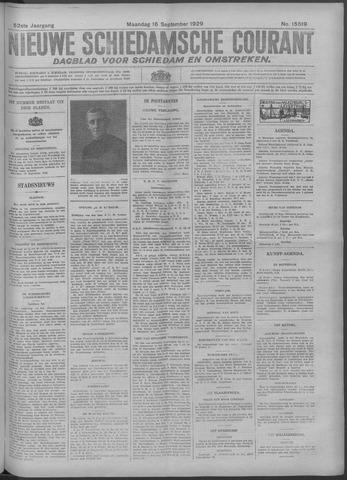 Nieuwe Schiedamsche Courant 1929-09-16