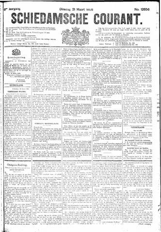 Schiedamsche Courant 1908-03-31