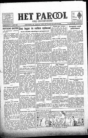 Rotterdamsch Parool / De Schiedammer 1945-06-21