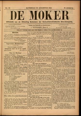 De Moker 1904-08-20