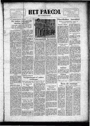 Rotterdamsch Parool / De Schiedammer 1946-03-30