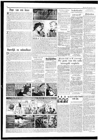 Rotterdamsch Parool / De Schiedammer 1959-09-22