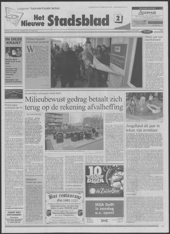 Het Nieuwe Stadsblad 2003-02-20