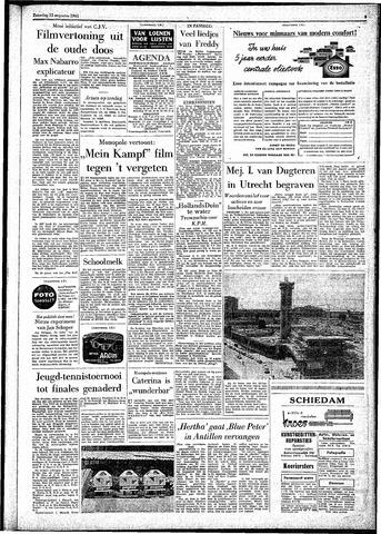 Rotterdamsch Parool / De Schiedammer 1961-08-12