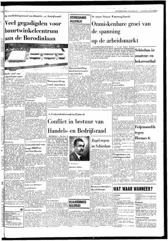 Rotterdamsch Nieuwsblad / Schiedamsche Courant / Rotterdams Dagblad / Waterweg / Algemeen Dagblad 1968-11-08