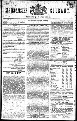 Schiedamsche Courant 1866-01-01