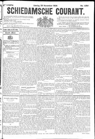Schiedamsche Courant 1908-11-29