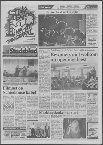 Het Nieuwe Stadsblad 1989-09-22