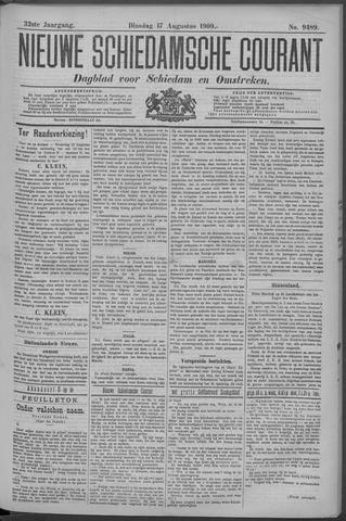 Nieuwe Schiedamsche Courant 1909-08-17