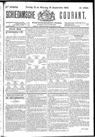 Schiedamsche Courant 1898-09-19