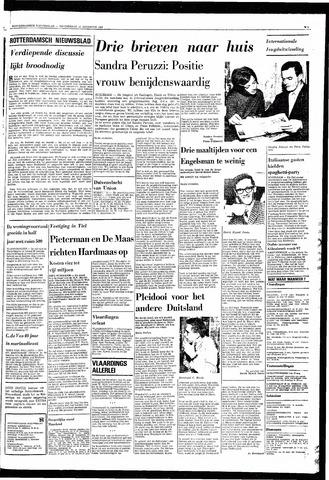 Rotterdamsch Nieuwsblad / Schiedamsche Courant / Rotterdams Dagblad / Waterweg / Algemeen Dagblad 1968-08-15