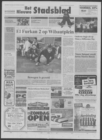 Het Nieuwe Stadsblad 2005-12-14