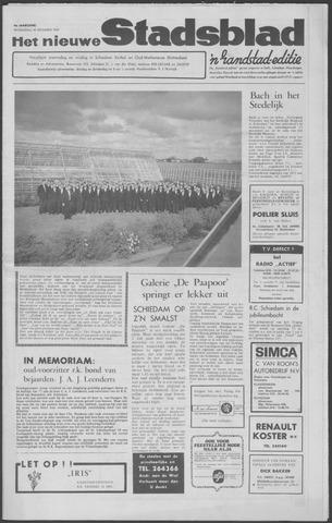 Het Nieuwe Stadsblad 1969-12-10