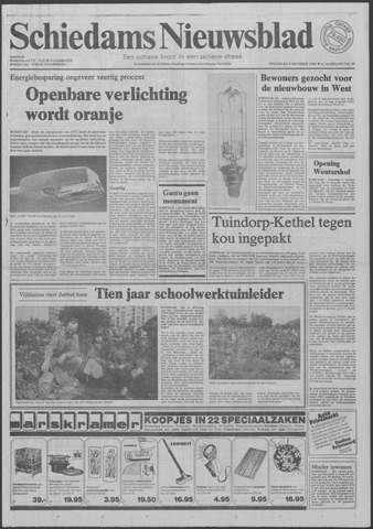 Schiedams Nieuwsblad 1980-10-08
