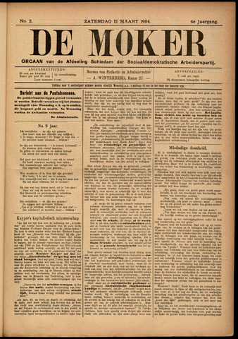 De Moker 1904-03-12