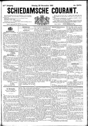 Schiedamsche Courant 1910-11-29