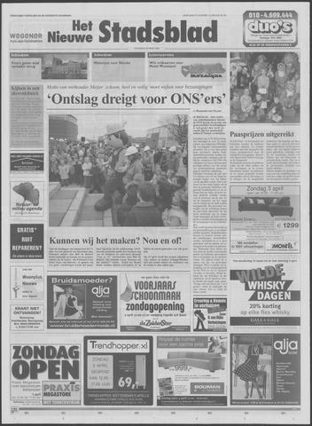 Het Nieuwe Stadsblad 2005-03-30