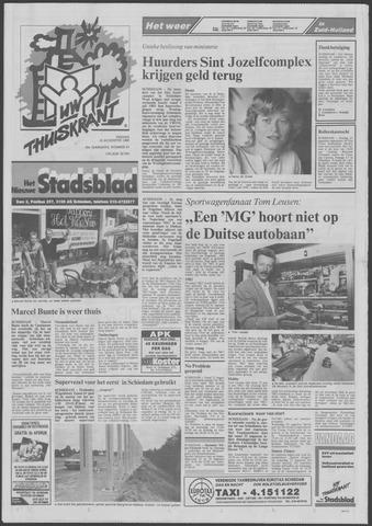 Het Nieuwe Stadsblad 1988-08-19