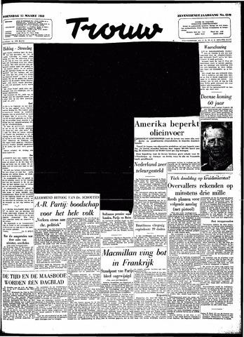 Trouw / De Rotterdammer 1959-03-11