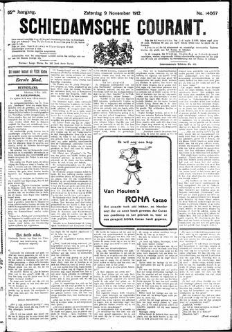 Schiedamsche Courant 1912-11-09