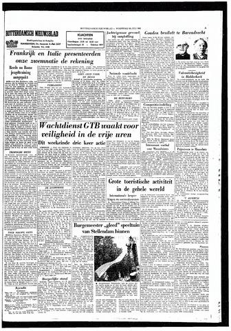 Rotterdamsch Nieuwsblad / Schiedamsche Courant / Rotterdams Dagblad / Waterweg / Algemeen Dagblad 1965-07-28