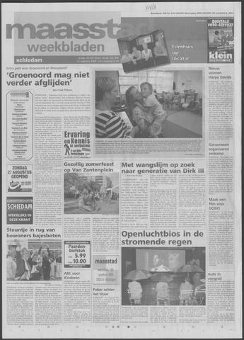 Maaspost / Maasstad / Maasstad Pers 2006-08-23