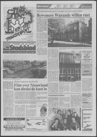 Het Nieuwe Stadsblad 1989-12-01