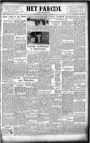 Rotterdamsch Parool / De Schiedammer 1946-01-31