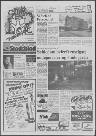 Het Nieuwe Stadsblad 1991