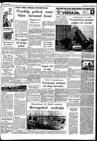 Trouw / De Rotterdammer 1964-08-05