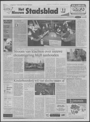 Het Nieuwe Stadsblad 2002-11-27