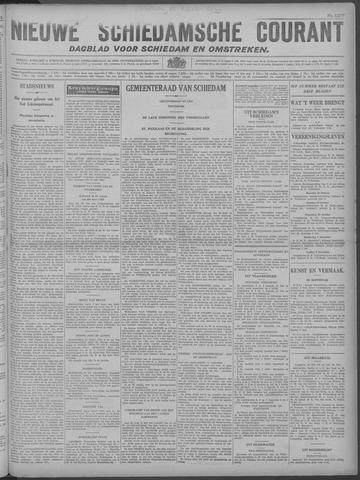 Nieuwe Schiedamsche Courant 1929-10-26